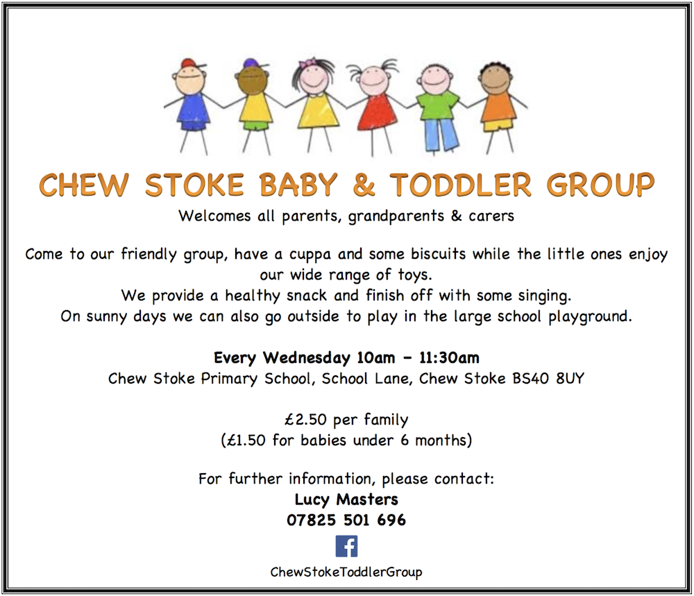 Chew Stoke Baby and Toddler Group